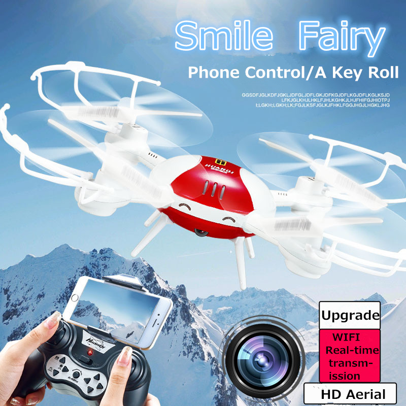 Wholesale HuanQi 897C001 RC Quadcopter drone 6 axis 2 4G FPV Camera Drone Aerial Dual Mode