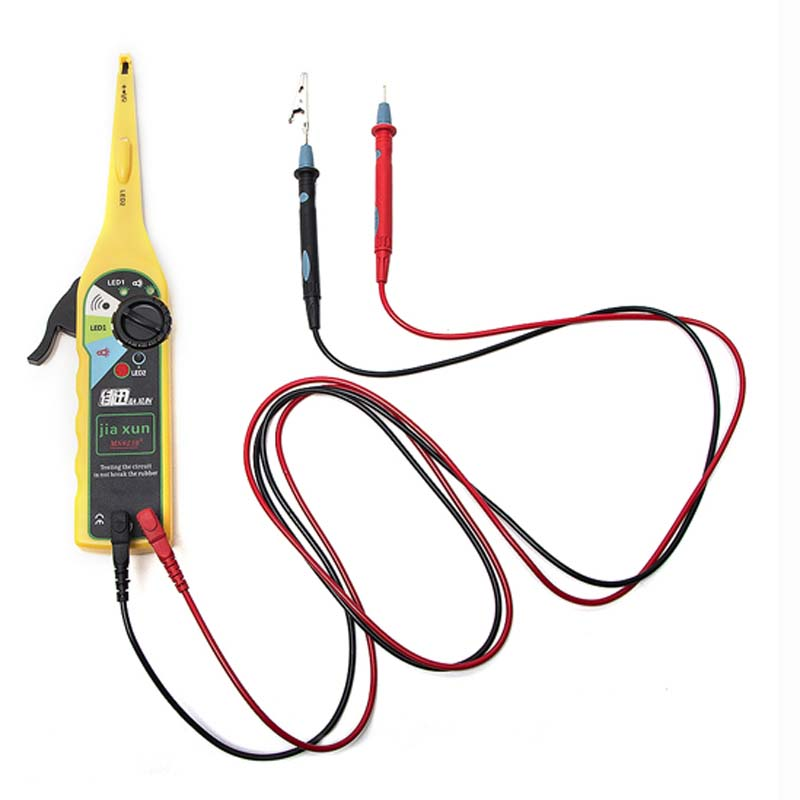 Automotive Wiring Harnesses Detector Test Pencil Multimeter Tester No Screen Use Detect Poor Contact and Aging automotive wiring harnesses detector test pencil multimeter
