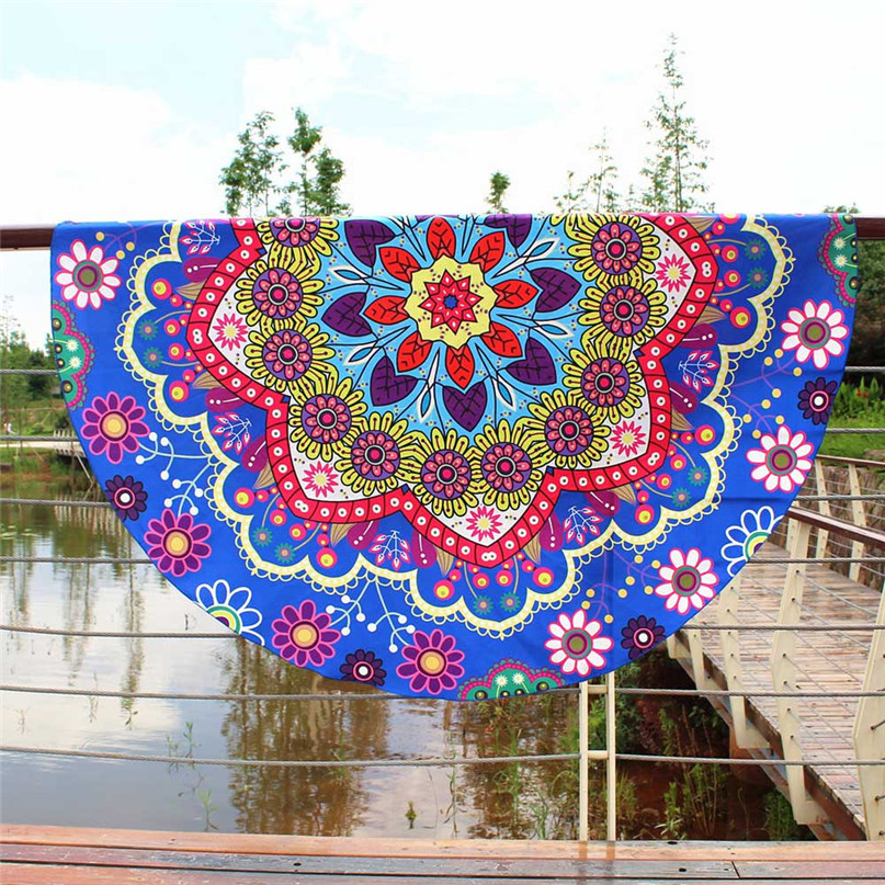 Fashion Print Wall Hanging Tapestry Beach Picnic Throw Yoga Mat Printed Tapestry Beach Towel Blanket Shawl Bohemian #3j03 (15)