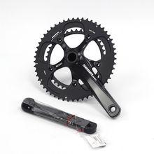 SRAM Apex дорожный велосипед шатун GXP зубная пластина длина 170/172. 5 53 39 т диск дорожный велосипед 130BCD