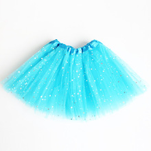 Детская юбка-пачка для девочек вечерние костюмы принцессы для балета и танцев юбка-американка одежда для маленьких девочек