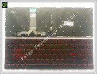 Russian Backlit Keyboard for Lenovo Legion Y520 Y520 15IKB Y720 Y720 15IKB R720 R720 15IKB 15 15IKB RU 9Z.NDKBN.D01 with backlit