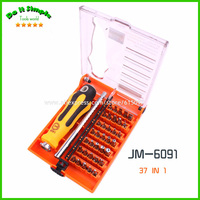37 In 1 Precision Screwdriver Cr V Opening Tools Repair Phone Disassemble Tools Set Kit For