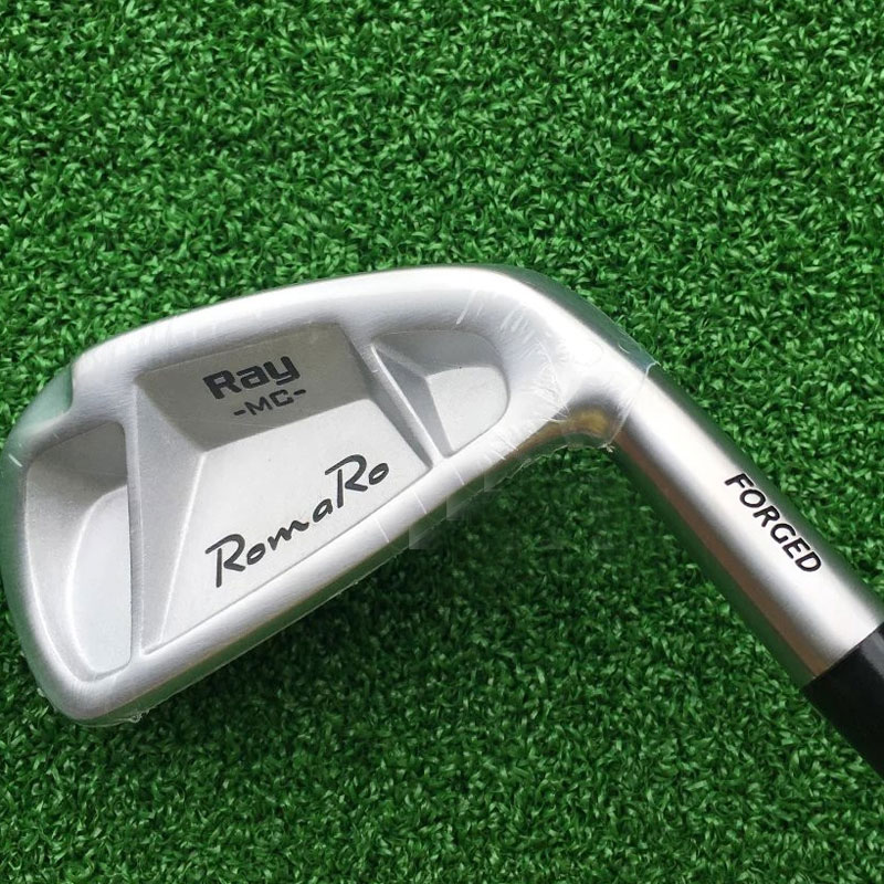 New Golf clubs head RomaRo Ray MC high quality golf irons head set 4-9p irons clubs head no golf shaft free shipping