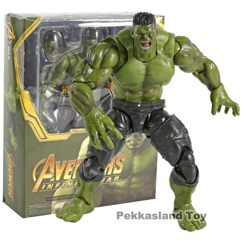 Hulk Avengers Infinity guerre PVC figurine modèle à collectionner jouet