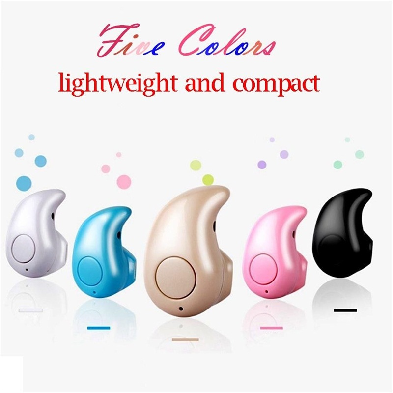 2016 s530 mini wireless bluetooth earphone stereo headphones headset with microphone fone de ouvido universal for