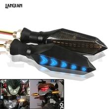 12V Motorcycle Brake Indicator Light turn signal Flashing LED Light stop signal For Yamaha YZF R1 R3 R6 R125 MT 07/09  fz6 xj6 цена