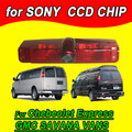 Para CHEVROLET Chevrolet Express/GMC Savana Van coche de Visión Trasera Cámara de Estacionamiento de Copia de seguridad Inversa visión nocturna resistente al agua