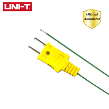 UNI-T UT-T01 K Type Thermocouple Test -40-260 Degree for UT320