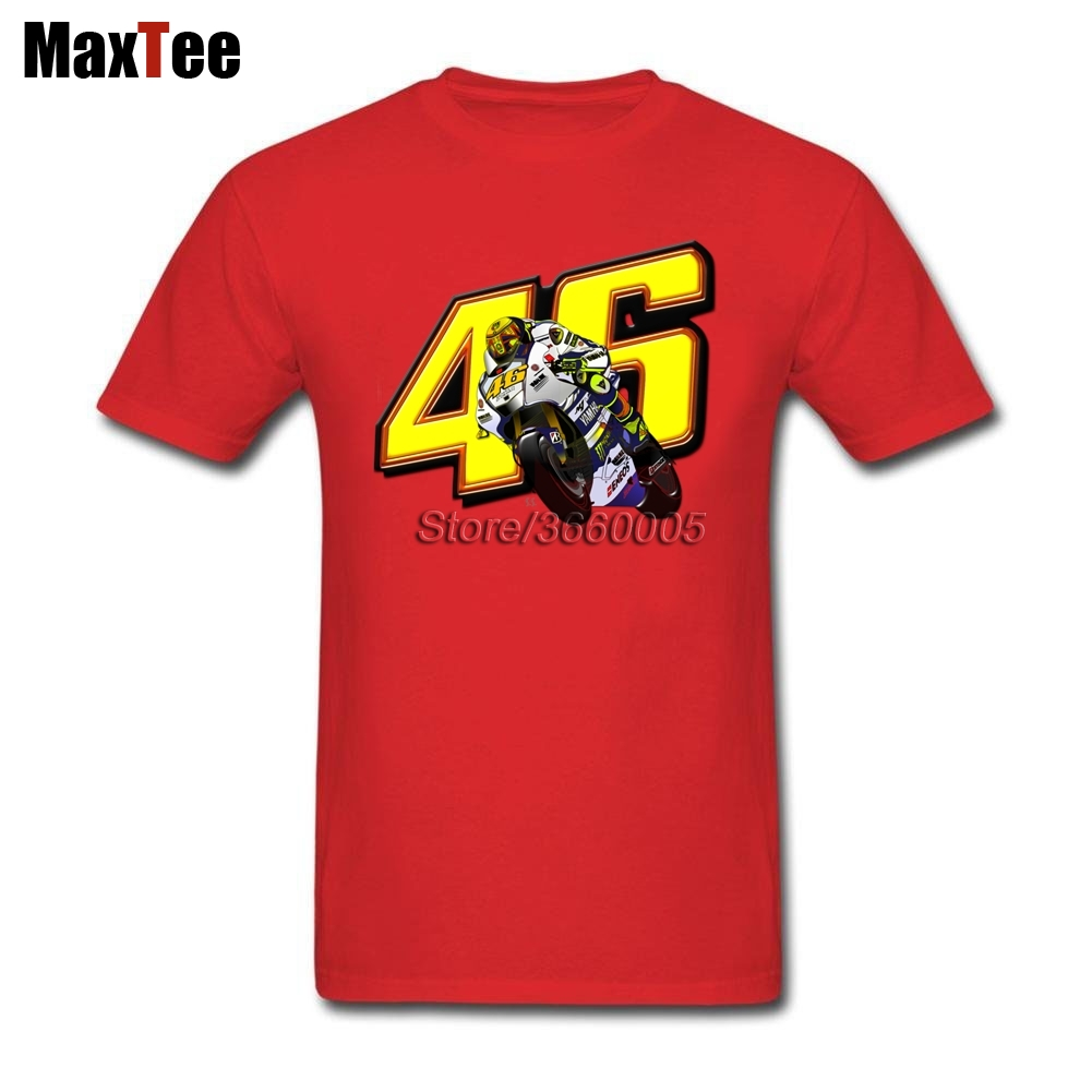 Rossi VR46 Tees Shirt Men Boy Leisure Custom Short Sleeve Boyfriends 3XL Family Motor GP ...