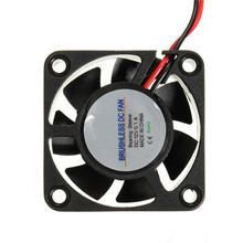 40mm 40mm x 40mm x 11mm 12V DC Cooler Small Cooling Fan RAMPS Electronics / Extruder for RepRap Prusa 3D Printer