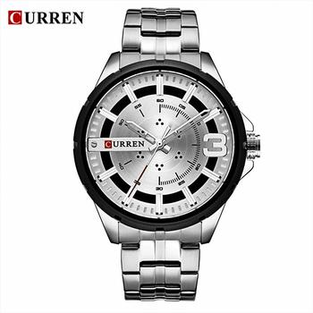 Curren 8333 Men Watch Luxury Business Male Wrist Watches Chronograph Man Watch With Box