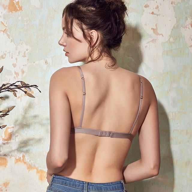 Women's Soft Lace Bra