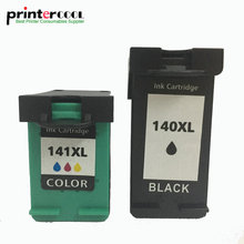 einkshop compatible 140 141 ink Cartridge For HP 140xl 140 141 141xl Photosmart C4583 C4283 C4483 C5283 D5363 D4263Printer dmyon 140xl 141xl ink cartridge compatible for hp 140 141 xl c4583 c4283 c4483 c5283 d5363 d4263 d4363 c4480 cartridges printer
