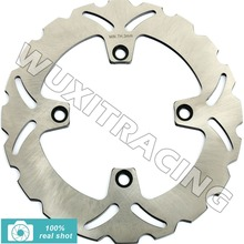 Rear Brake Disc Rotor for CB 250 500 / S 97-03 98 99 00 01 02 XLV TRANSALP 600 650 700 91-11 XRV AFRICA TWIN 650 08 09 10 11