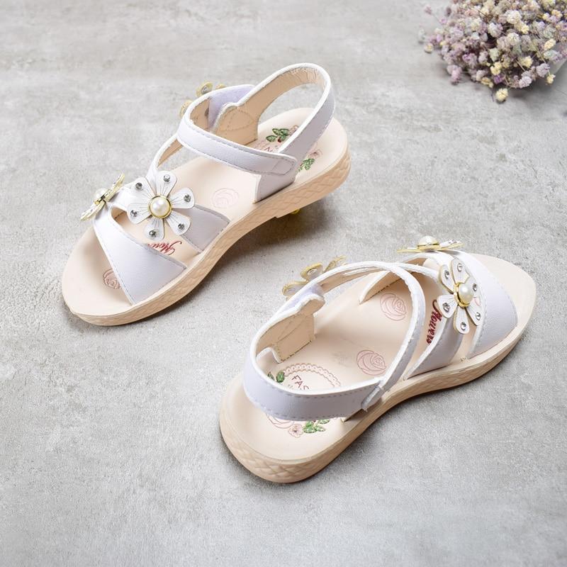 DIMI 2018 nieuwe kinderen meisjes zomer schoenen kinderen sandalen - Kinderschoenen - Foto 4