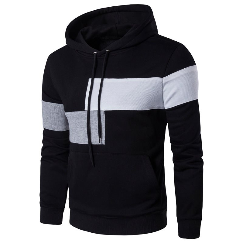 Men's Fashion Hooded Sweater Soft Comfortable High Quality Coat  Wool Jackets Men Knitted Thick Casual Knitwear Drop Shipping