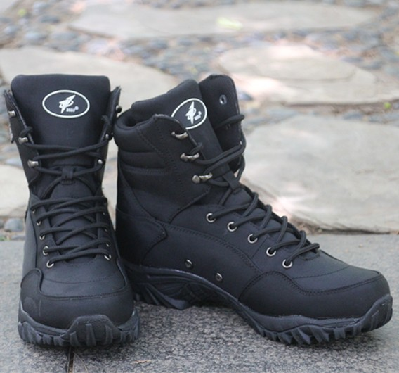 Армейские ботинки, воздухопроницаемые, водонепроницаемые, с высоким берцем|Мотоциклетные ботинки|   | АлиЭкспресс