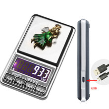 Electronic Digital Scale Pocket Size With USB Android Plugs Can Be Used Dropshipping Mar13