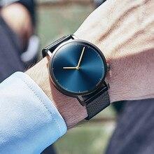 Relogio Masculino Men Quartz Watch Luxury Brand Male Busines