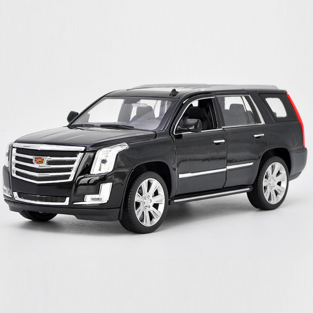 1:24 Alloy Pull Back Toy Vehicles 2017 CADILLAC Escalade