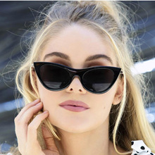 2018 Oversized Cat Sunglasses Women Luxury Brand Design Fashion Vintage Retro Festival Top Selling