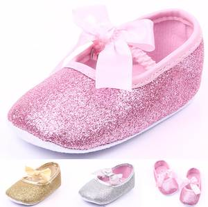 Sneaker Baby-Girl Prince-Shoes First-Walkers Soft-Sole Anti-Slip Toddler Glitter Blow