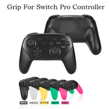 Dealonow Replacement grip for  Switch Pro Bluetooth Wireless Controller  Nintendo Switch Pro controller Remote Gamepad malaysia 5326 330mhz 8 dip switch remote replacement