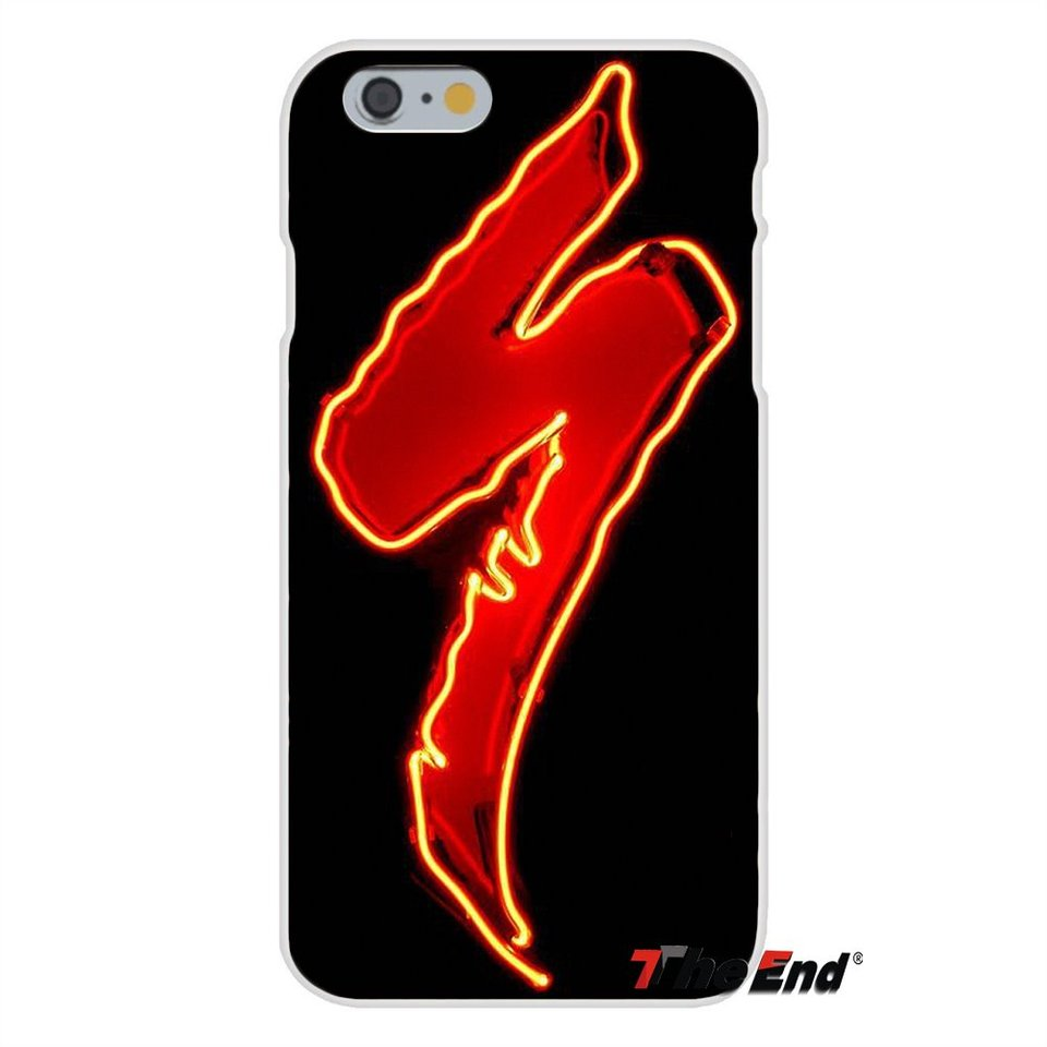 Specialized Bikes bicycle Race team Soft Case Silicone For iPhone X 4 4S 5 5S 5C 960x960