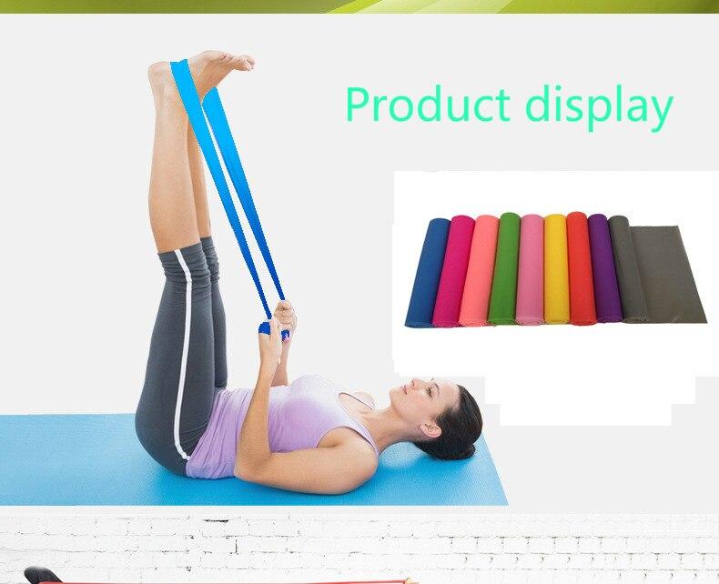 ★  Длина 1 5 метра  пояс для йоги  веревка для йоги  защитный материал  нетоксичный и безвкусный TPE  б ✔