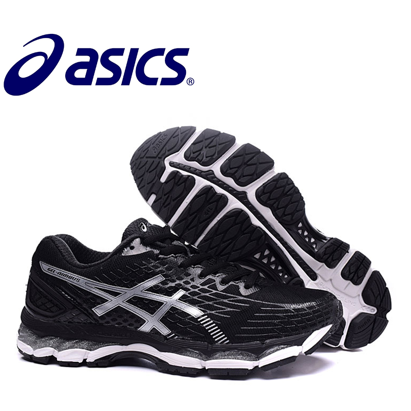 ASICS GEL-KAYANO 17 Original New Arrival Stability Running Shoes ASICS Sports Shoes Sneakers Outdoor Athletic GQ 804
