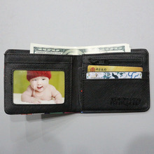 New Naruto's PU leather wallet / purse