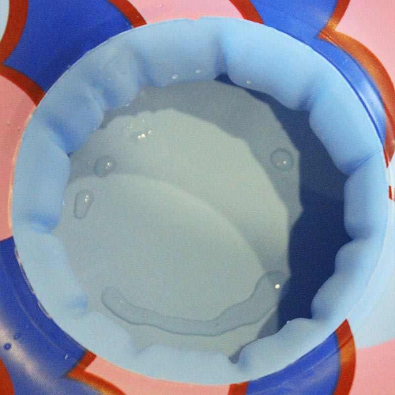 מתנפח כוס מחזיק שחייה בריכת אביזרי לשתות צף פלמינגו סופגנייה לצוף בריכת שחייה טבעת מסיבת צעצועי חוף בר מיני