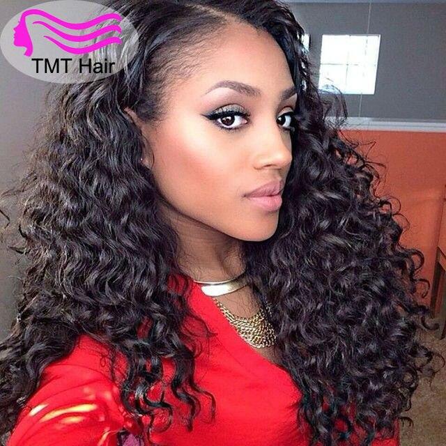 Tmt Unprocessed Vietnamese Hair Weave 10a 3 Bundles Deep Wave Virgin