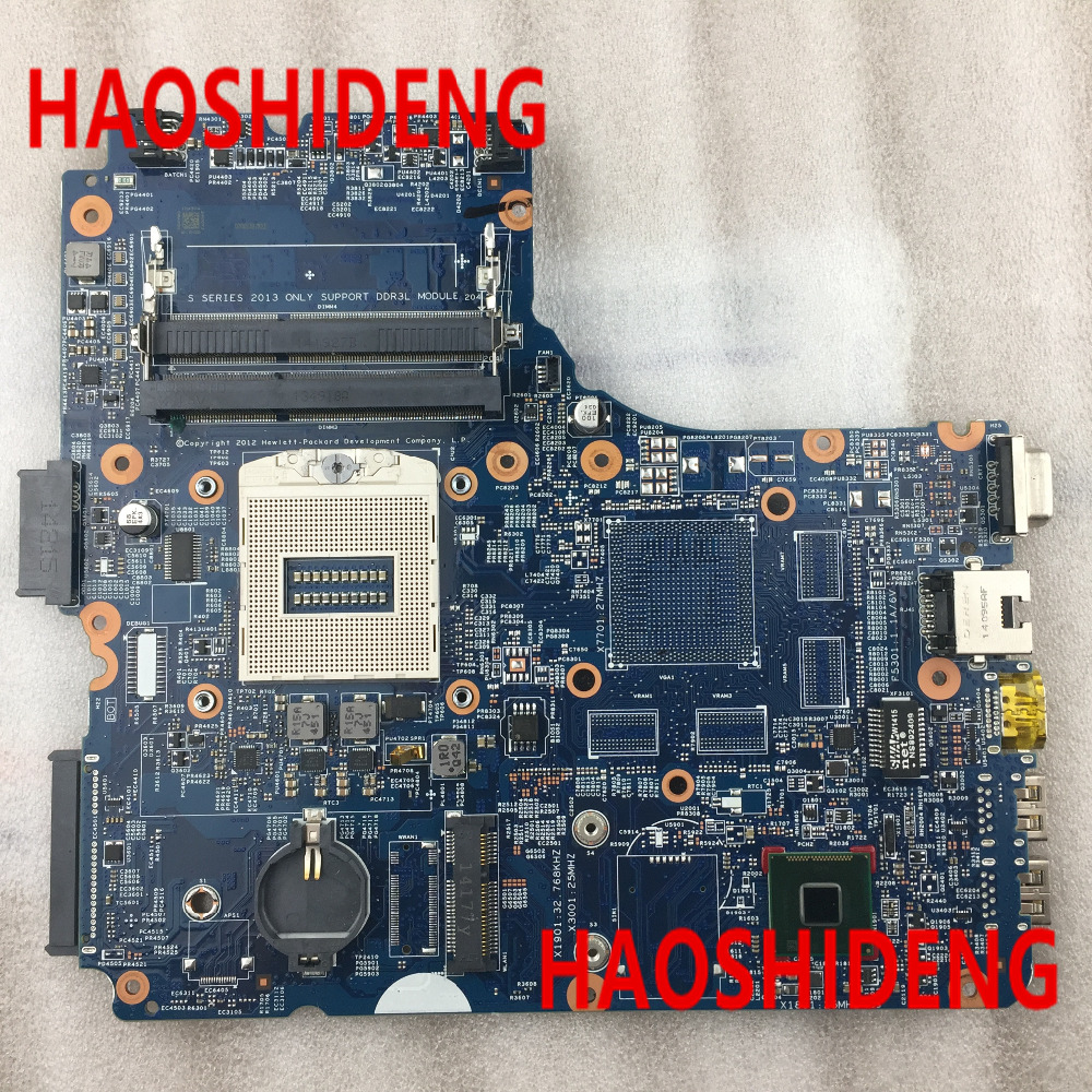 Free Shipping 734085-501 for hp ProBook 450 G1  440  G1 motherboard PGA947.All functions 100% fully Tested! цены онлайн