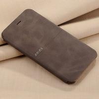 X Level Luxury Cowboy Ultra Thin Nostalgia PU Leather Flip Phone Case For Iphone 6 Cover