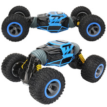 Transformer Radio-controlled Cars Off Road Truck 2.4G 4WD High Speed Racing Climbing Monster RC Car Toys for Children Boys цены онлайн