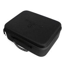 Frsky, transmisor, mando a distancia, EVA, bolso de mano, funda rígida para Frsky Taranis X9D PLUS