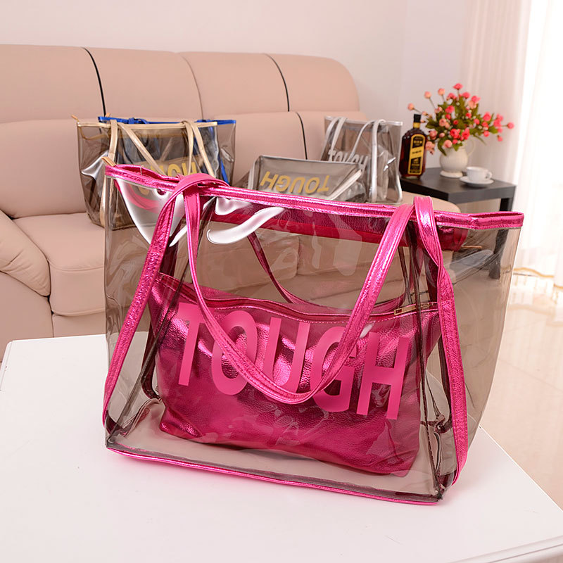 Прозрачные сумки СКИДКИ Силиконовые сумки, сумки