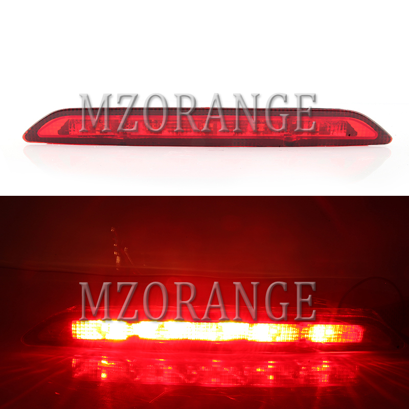 MZORANGE 1PCS High brake Light for Ford Mondeo 2007 2008 2009 2010 Rear Mount Positioned Light Additional Stop Lamp Center Stop