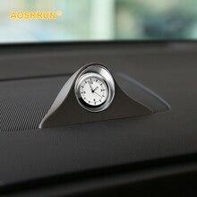 Бортовые кварцевые часы, кварцевые часы для украшения приборной панели, автомобильные аксессуары для porsche macan cayenne paramela Cayman 911 718