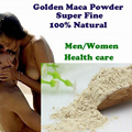 100g Peruvian Golden Maca Root powder 100% Natural Organic superfine Maca Powder sex energy booster men health care (05)