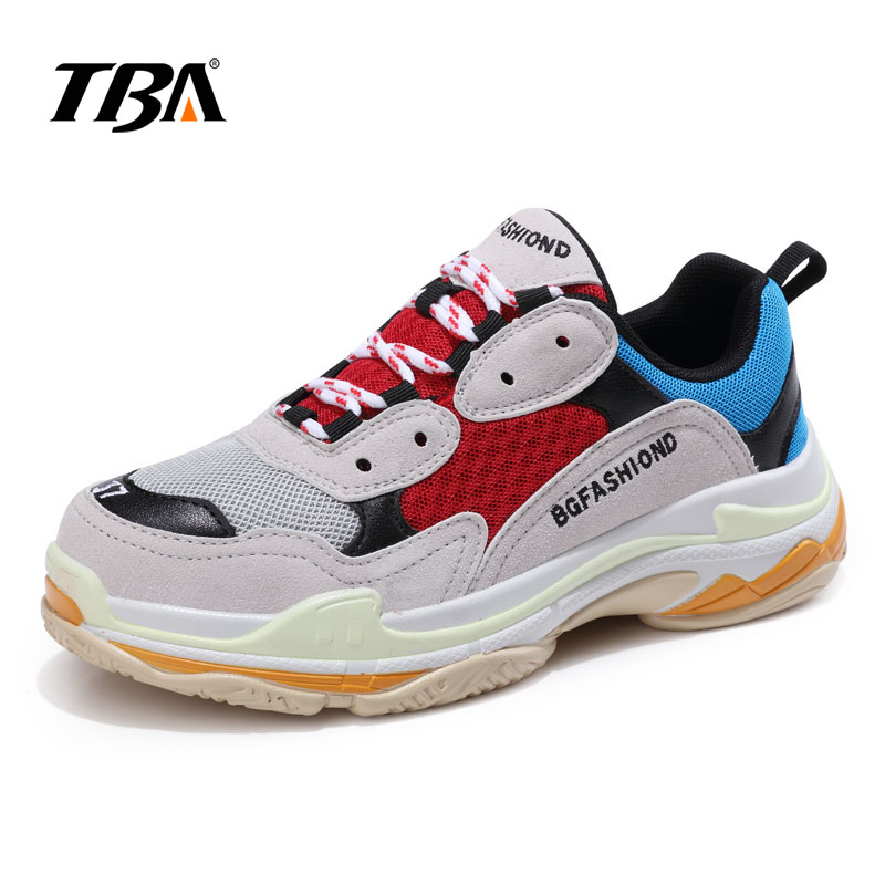 YEBE Outdoor Sports Camping Shoe For Men Running Shoes Summer Fitness Breathable Waterproof Sneakers T01 peak sport men outdoor bas basketball shoes medium cut breathable comfortable revolve tech sneakers athletic training boots