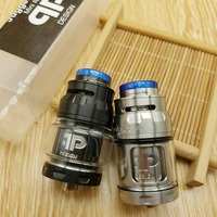 SUB TWO JuggerKnot Mini RTA rda atomizer 24mm 316 Stainless Steel tank Adjustable top airflow Single coil rdta for vape kit