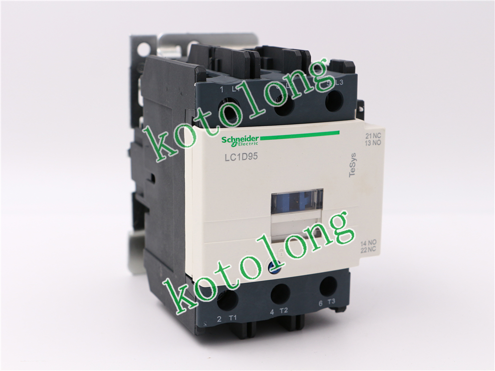 AC Contactor LC1D95 LC1-D95 LC1D95W7 LC1-D95W7 277V LC1D95V7 LC1-D95V7 400V new lp2k series contactor lp2k06015 lp2k06015md lp2 k06015md 220v dc