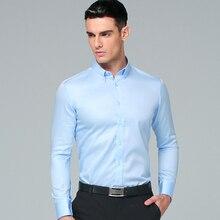 Mens גברים חולצה מוצק