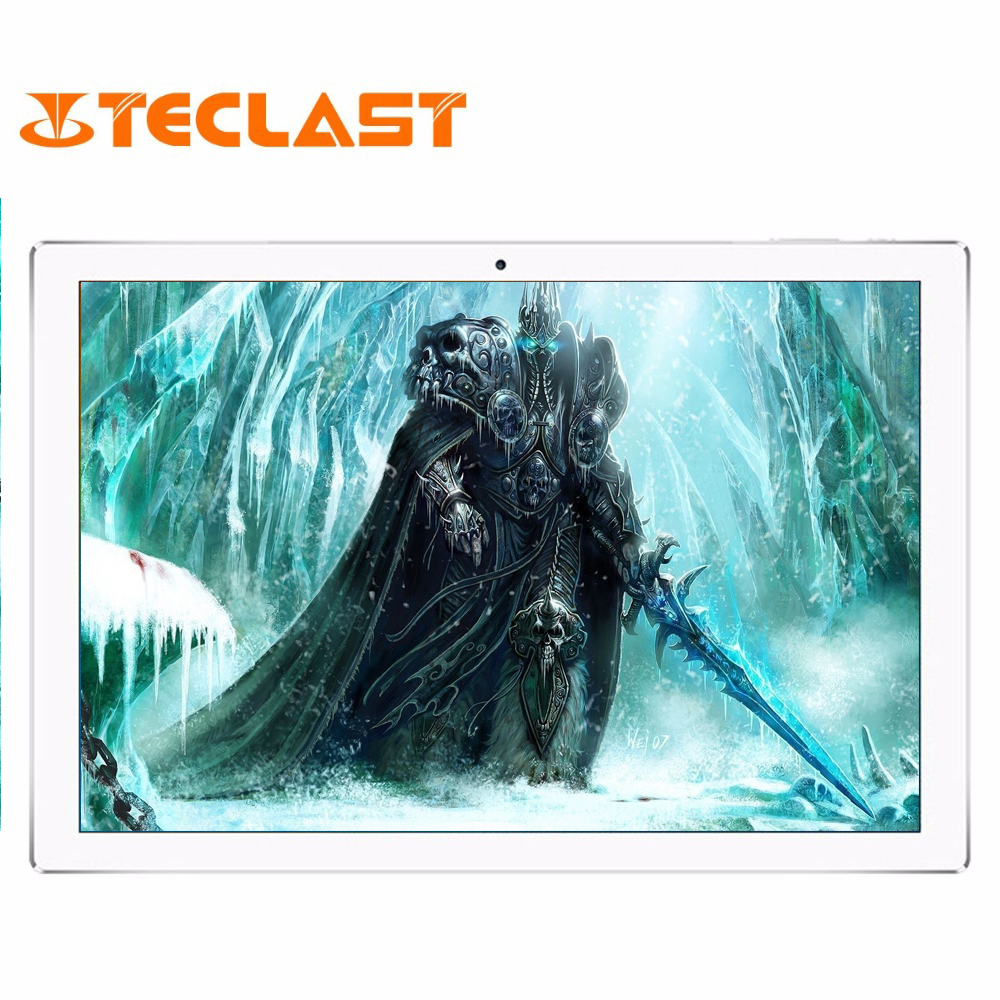 Teclast P10 comprimés Android 7.1.2 RK 3368-H Octa Core 64 peu Tablet PC 2 gb + 32 gb 1920*1200 Double Caméra Double WIFI android tablet