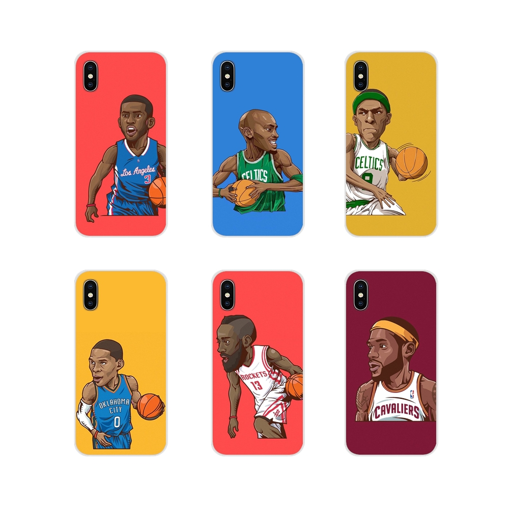 Basketball Star Q Comics Edition Accessories Shell Cases For Samsung A10 A30 A40 A50 A60 A70 Galaxy S2 Note 2 3 Grand Core Prime