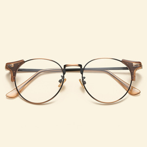 Image 3 - 2018 Fashion TR90 Glasses Frame Ultralight Vintage Eyewear Frames Men Women Optical Glasses Myopia Prescription Spectacle Frame