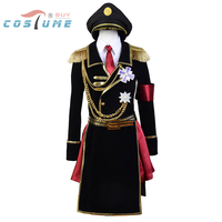 K Return of Kings Kushina Anna Military Uniform Cosplay Costumes For Adult Women